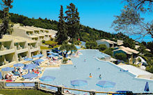 SENTIDO Aeolos Beach Resort in Perama